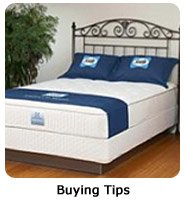 Click here for mattress and pillow Buying Tips.